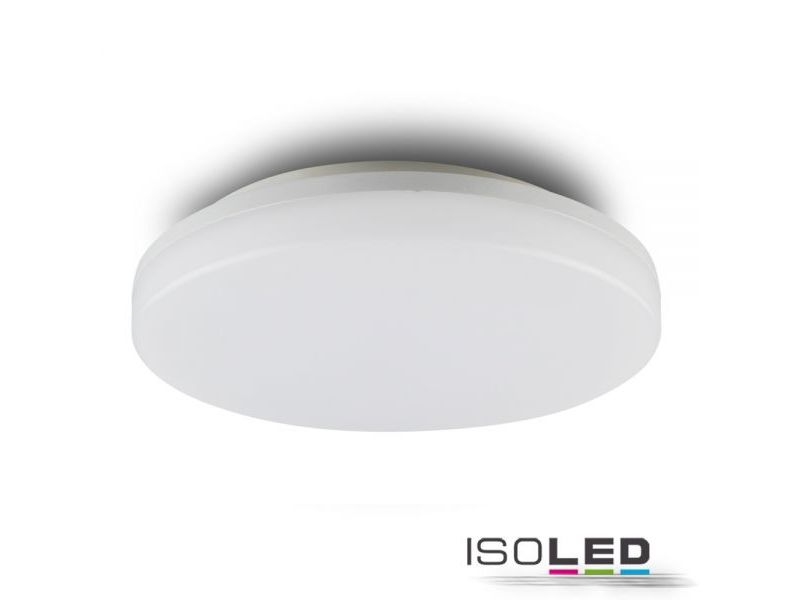 LED Decken/Wandleuchte 24W Color Switch 3000K/4000K