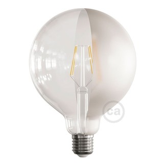 LED Globe G125 Tattoo Lampe Half 4W