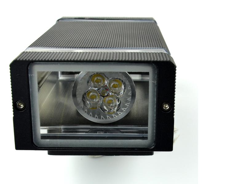 au enleuchte rectangle ii up down 2x4watt leuchten art of led. Black Bedroom Furniture Sets. Home Design Ideas