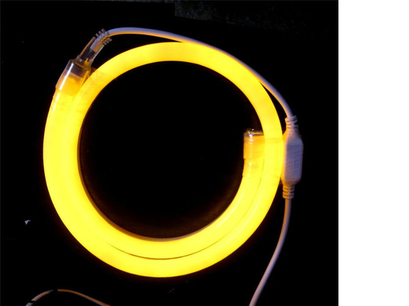 LED Neon Flex Strip Bernstein/amber
