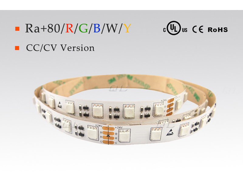 RGBW LED Strip WW 12V