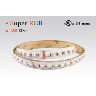 Super RGB LED Strip 24V, 28,8W/m