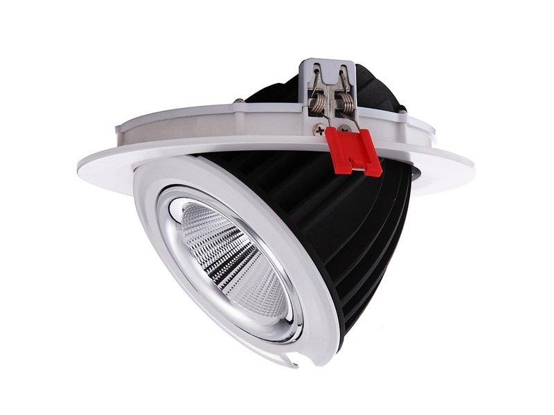 LED Downlight verstellbar 60W