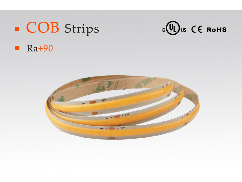 COB LED Strip CRI>90 18W/m