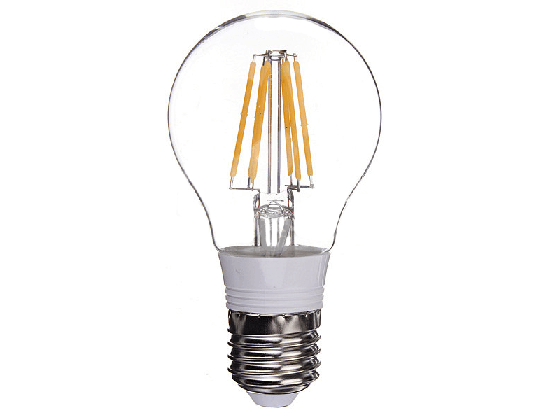 LED Edison Birne E 27 8Watt dimmbar