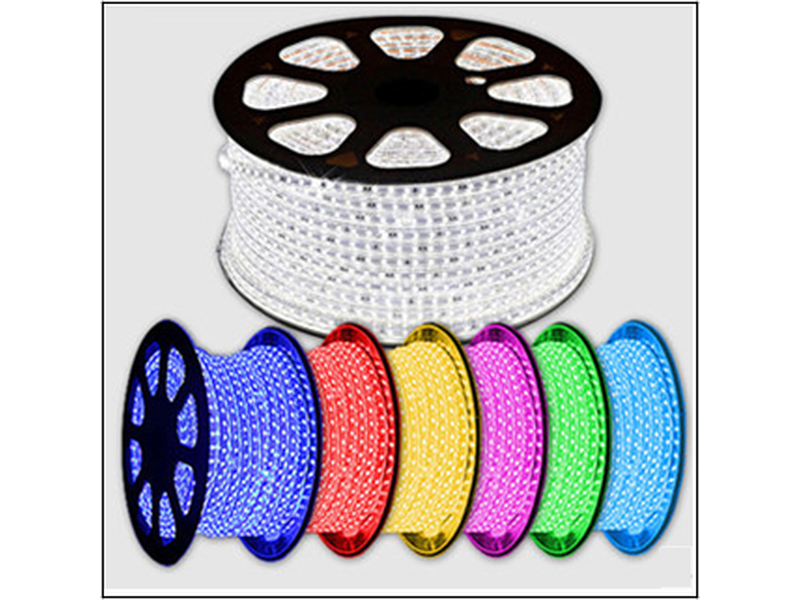 LED Flex Strip RGB IP68 230V