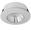 LED Downlight weiß matt 4W