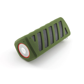 Wireless Outdoor Speacker green